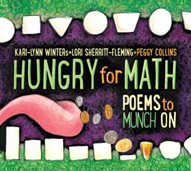Carrie Winters educational math poetry book