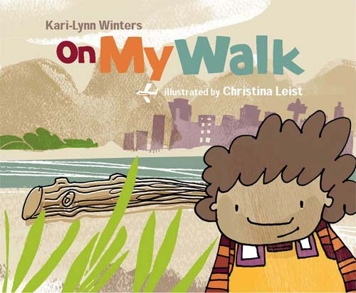 On my walk cover